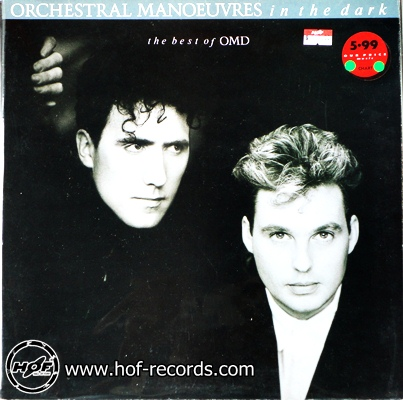Orchestral Manoeuvres In The Dark - The Best Of OMD