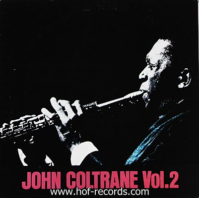 John Coltrane - Vol.2 1lp