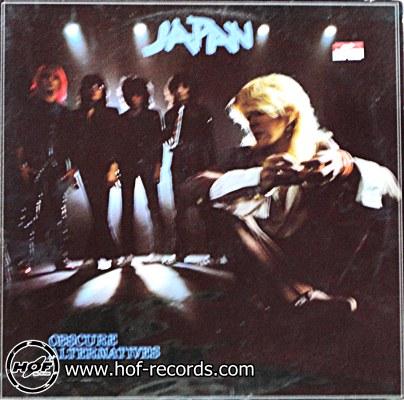 Japan - Obscure Alternatives 1 LP