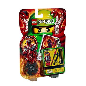 ลูกข่าง LEGO NINJAGO KAI ZX SPINNER 309561