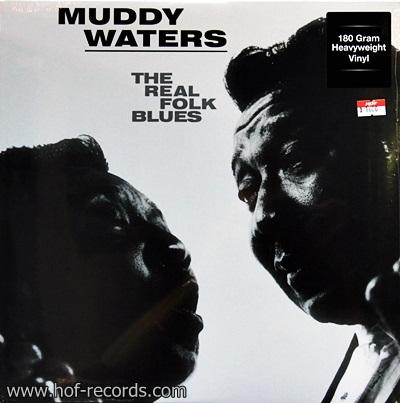 Muddy Waters - The Real Folk Blues 1Lp N.