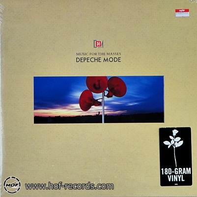 Depeche Mode - Music For The Masses 1lp NEW