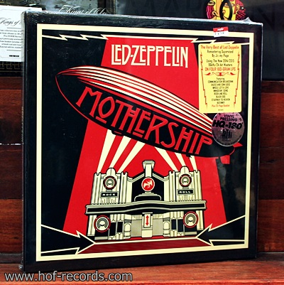 Led Zeppelin - Mothership Boxset 4Lp N.