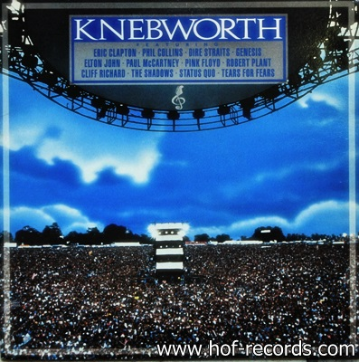 Knebworth 1990 2Lp