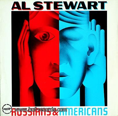 Al Stewart - Russians&Americans 1984 1lp