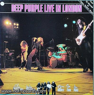 Deep Purple - Live in London 1 LP