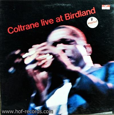 John Coltrane - Live At Birdland 1Lp