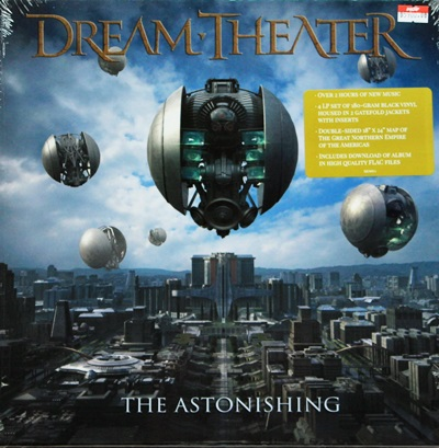 Dream Theater - The Astonishing 4Lp N.
