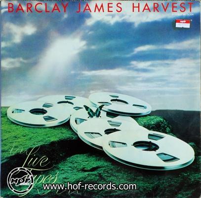 Barclay James Harvest - Live Tape 2lp