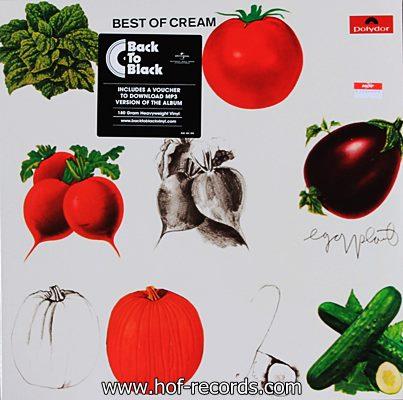Cream - Best Of Cream 1lp N.