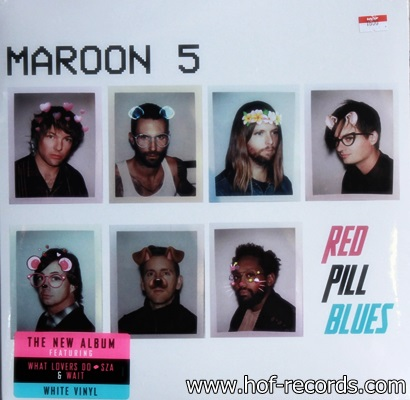 Maroon 5 - Red Pill Blues 1Lp N.
