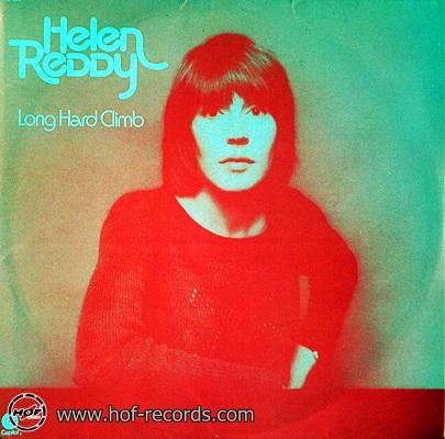Helen Reddy - Long Hard Climb 1973 1lp