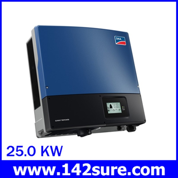 INV051 อินเวอร์เตอร์ โซล่าเซลล์ Solar On-Grid Inverter SMA 25000WATT GRID TIE INVERTER 3 phase STP25000TL-30