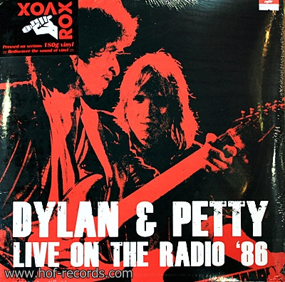 Dylan & Petty - Live On The Radio '86 2Lp N.