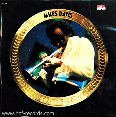 Miles Davis - Grand Prix 20 1Lp