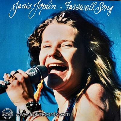 Janis Joplin - Farewell Song 1lp