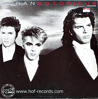 Duran Duran - Notorius 1 LP