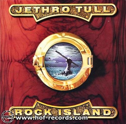 Jethro Tull - Rock Island 1989 1lp