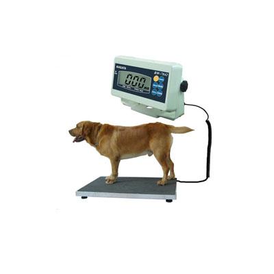 เครื่องชั่งสัตว์ เครื่องชั่งสัตว์เลี้ยง เครื่องชั่งน้ำหนักสัตว์ ขั่งน้ำหนักได้ 300 kg ค่าละเอียด 50g Pet Scales BW-7842 300kg 50g