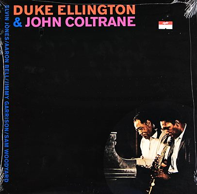 Duke Ellington & John Coltrane - Impulse 1lp NEw