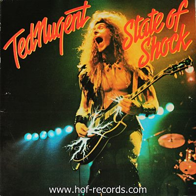 Ted Nugent - State Of Shock 1979