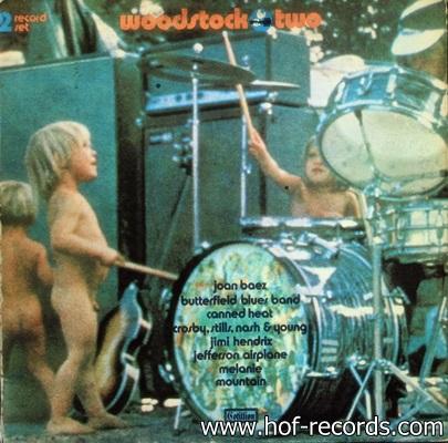 Woodstock Two 1969 2Lp