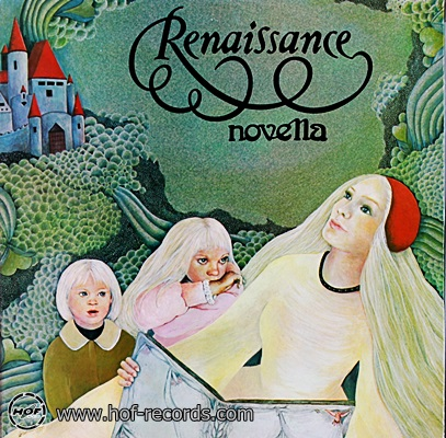 Renaissance - Novella 1977 1lp