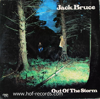 Jack Bruce - Out Of The Storm 1974