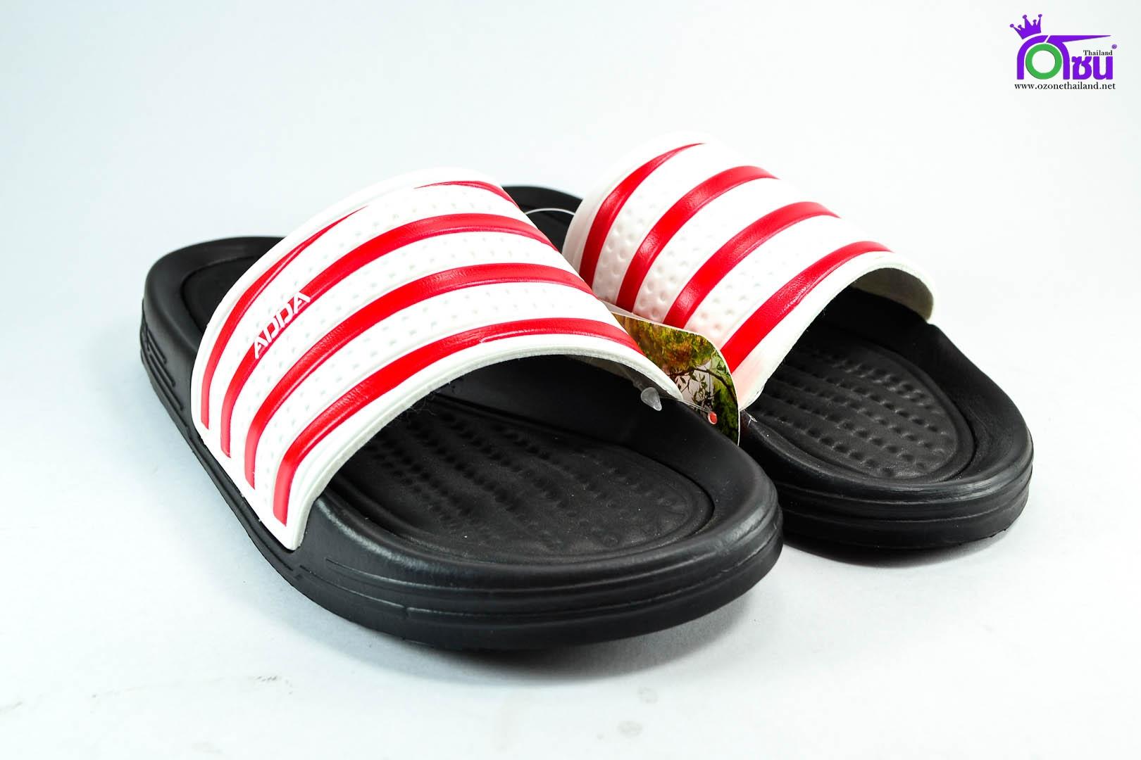 รองเท้า ADDA 3T15 ดำ-แดง สำเนา