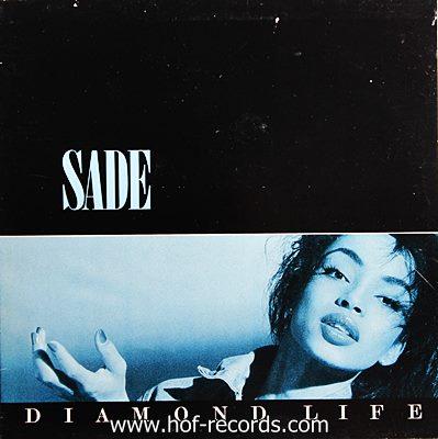 Sade - Diamond Life 1984 1lp