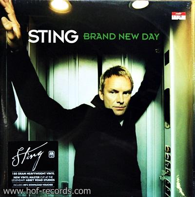 Sting - Brand New Day 2Lp N.