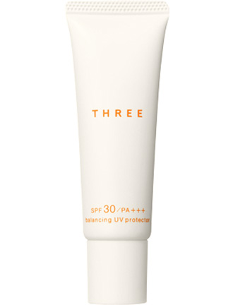 THREE Balancing UV Protector SPF 30 PA+++ 30 ml. (ลดมากกว่า 40%)