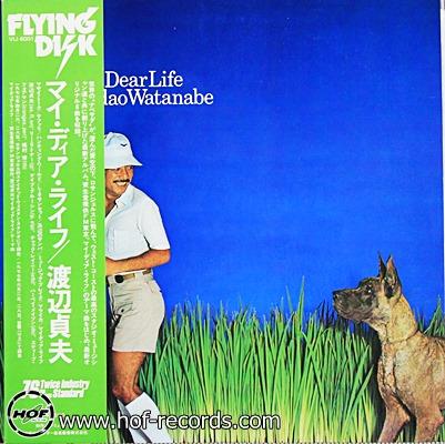 Sadao Watanabe - My dear Life 1977 _ 1 LP