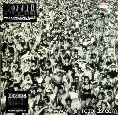 George Michael - Listen Without Prejudice Vol.1 1Lp N.