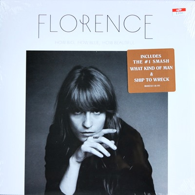 Florence The Machine - How Big , How Blue , How Beautiful 2Lp N.