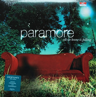 Paramore - All We Know Is Falling 1Lp N.