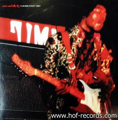 Jimi Hendrix - West Coast Seattle Boy 1Lp