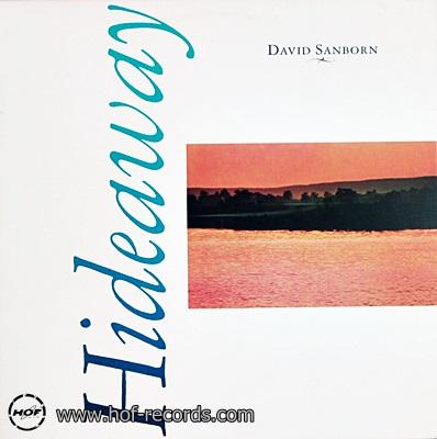 David Sanborn - Hideaway 1980 1lp