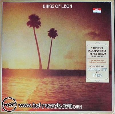 king of leon come around sundown new 2lp
