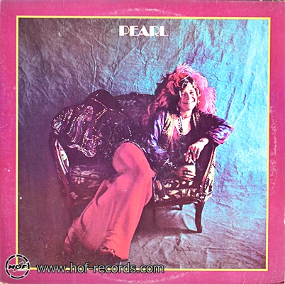 Janis Joplin - Pearl 1lp
