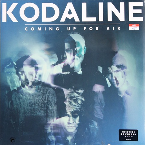 Kodaline - Coming Up For Air 1lp N.