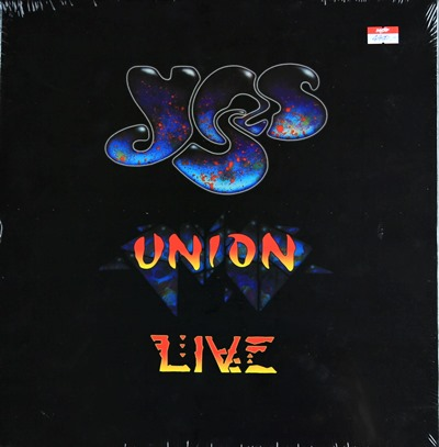 Yes - Union Live Box 3Lp N.