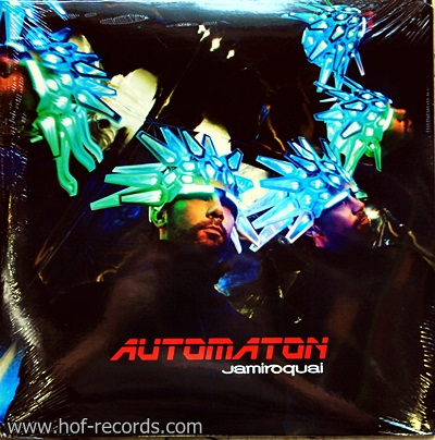 Jamiroquai - Automaton 2Lp N.