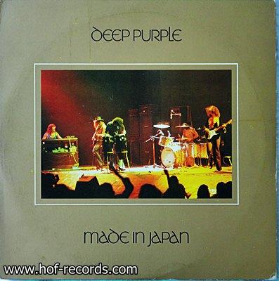 Deep Purple - Made in Japan 2 LP N.