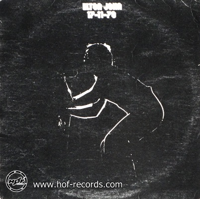 Elton John - 17-11-70 1970 1lp