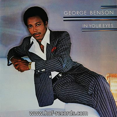 George Benson - In Your Eyes 1983