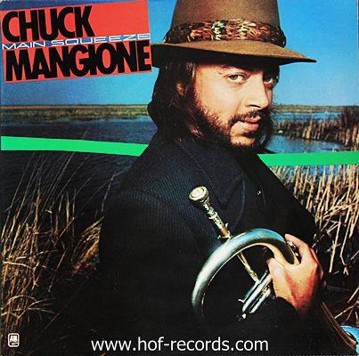 Chuck Mangione - Main Squeeze 1976