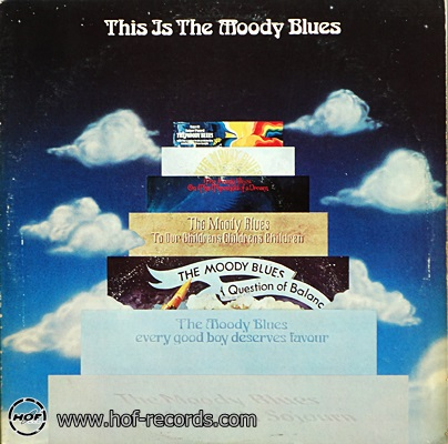 The Moody Blues - This Is The Moody Blues 1974 2lp