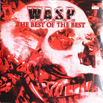 W.A.S.P. - The Best Of The Best 2lp N.