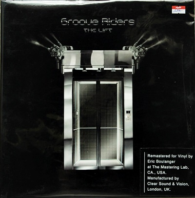 Groove Riders - The Lift 1Lp N.
